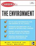 Careers in the Environment, Fasulo, Mike and Walker, Paul, 0071476113