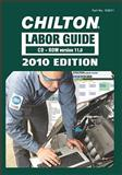 Chilton Labor Guide, Chilton Automotive Editorial Staff, 111103611X