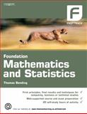 Foundation Mathematics and Statistics, Thomas Bending, 1844806111