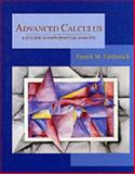 Advanced Calculus : A Course in Mathematical Analysis, Fitzpatrick, Patrick M., 0534926126