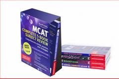 Kaplan MCAT Review Complete 5-Book Subject Review, Kaplan, 1609786122