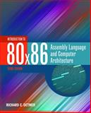 Introduction to 80x86 Assembly Language and Computer Architecture, Richard C. Detmer, 128403612X