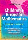 Children's Errors in Mathematics : Understanding Common Misconceptions in Primary Schools, , 1844456129