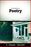 An Introduction to Poetry, Kennedy, X. J. and Gioia, Dana, 0205686125