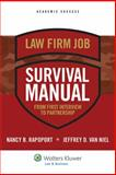 Law Firm Survival Manual, Rapoport, 1454836121