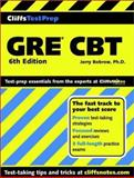 GRE CBT Preparation Guide 9780764586125