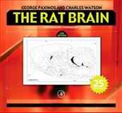 The Rat Brain : In Stereotaxic Coordinates, Paxinos, George and Watson, Charles, 0125476124