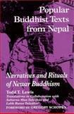Popular Buddhist Texts from Nepal 9780791446126