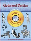 Gods and Deities, Ernst Lehner, 0486996123