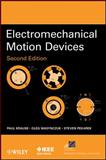 Electromechanical Motion Devices, Krause, Paul C. and Pekarek, Steven D., 1118296125