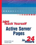 Active Server Pages in 24 Hours, Christoph Wille and Christian Kollier, 0672316129