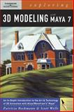 Exploring 3D Modeling with Maya, Beckmann, Patricia and Wells, Scott, 1418016128