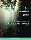 Fundamentals of Corporate Finance Alternate Edition, Ross, Stephen A. and Jordan, Bradford D., 0077246128