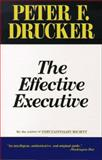 The Effective Executive, Drucker, Peter F., 0887306128