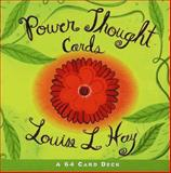 Power Thought Cards, Louise L. Hay, 1561706124