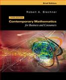 Contemporary Mathematics for Businesses and Consumers 9780324186130