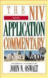 Niv Application Commentary Isaiah, John N. Oswalt, 0310206138