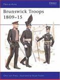 Brunswick Troops 1809-15, Otto Von Pivka, 0850456134