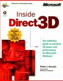 Inside Direct3D, Kovach, Peter J. and Richter, Jeffrey, 0735606137