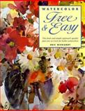 Watercolor Free and Easy, Eric Wiegardt, 0891346139