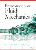 Fundamentals of Fluid Mechanics, Munson, Bruce R. and Young, Donald F., 1118116135