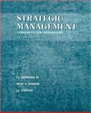 Strategic Management, Bourgeois, L. J., 0030226139