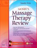 Mosby's Massage Therapy Review, Fritz, Sandy, 032305613X