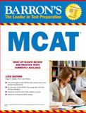 Barron's MCAT, Jay Cutts M.A., 0764146130