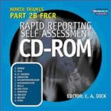 Part 2b Frcr Rapid Reporting Self Assessment, Dick, Elizabeth, 1901346137