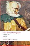 The Oxford Shakespeare - Henry IV 9780199536139