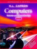 Computers : Tools for an Information Age Annotated Instructors, Capron, H. L., 0201336138