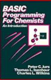 Basic Programming for Chemists 9780471856139
