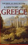 A History of Greece, Doumanis, Nicholas, 1403986134