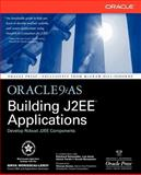 Oracle 9iAS Building J2EE Applications, Morisseau-Leroy, Nirva, 0072226145