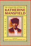 The Collected Letters of Katherine Mansfield 1918-September 1919 Vol. II, Mansfield, Katherine, 019812614X