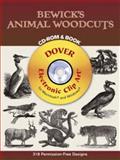 Bewick's Animal Woodcuts, Thomas Bewick, 048699614X