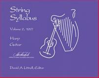String Syllabus, David Littrell, 1883026148