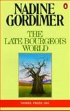The Late Bourgeois World, Nadine Gordimer, 0140056149