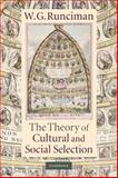 The Theory of Cultural and Social Selection 9780521136143