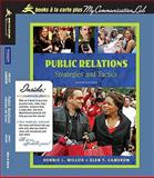 Public Relations : Strategies and Tactics, Books a la Carte Plus MyCommunicationLab CourseCompass, Wilcox, Dennis L. and Cameron, Glen T., 0205626149