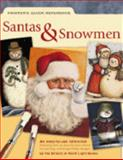 Santas and Snowmen, North Light Books Staff, 1581806140
