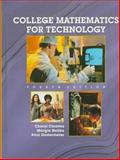 College Mathematics for Technology, Cleaves, Cheryl S. and Dudenhefer, Paul, 0137166141