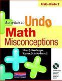 Activities to Undo Math Misconceptions