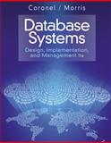 Database Systems, Carlos Coronel and Steven Morris, 1285196147