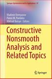Constructive Nonsmooth Analysis and Related Topics, , 1461486149