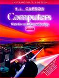 Computers : Tools for an Information Age, Capron, H. L., 0201336146