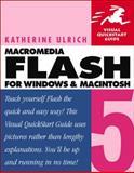 Macromedia Flash 5 for Windows and Macintosh, Ulrich, Katherine, 0201716143