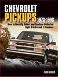 Chevrolet Pickups 1973-1998, , 0896896145