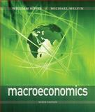 Macroeconomics, Boyes, William and Melvin, Michael, 1111826145