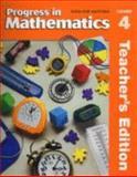 Progress in Mathematics, Grade 4, McDonnell, Rose Anita and Le Tourneau, Catherine D., 0821526146